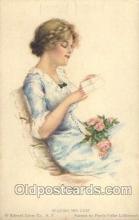 xrt020072 - Pearl Eugenia Fidler,  Artist Signed Postcard Postcards