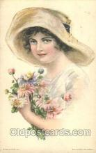 xrt020075 - Pearl Eugenia Fidler,  Artist Signed Postcard Postcards