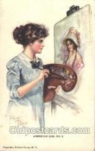 xrt020076 - Pearl Eugenia Fidler,  Artist Signed Postcard Postcards