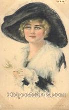 xrt020085 - Pearl Eugenia Fidler,  Artist Signed Postcard Postcards