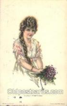 xrt020086 - Pearl Eugenia Fidler,  Artist Signed Postcard Postcards