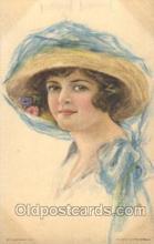 xrt020089 - Pearl Eugenia Fidler,  Artist Signed Postcard Postcards