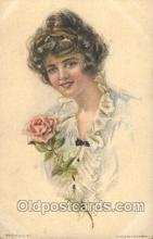 xrt020090 - Pearl Eugenia Fidler,  Artist Signed Postcard Postcards