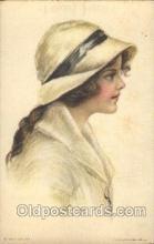 xrt020091 - Pearl Eugenia Fidler,  Artist Signed Postcard Postcards