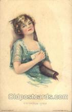 xrt020092 - Pearl Eugenia Fidler,  Artist Signed Postcard Postcards