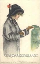 xrt020093 - Pearl Eugenia Fidler,  Artist Signed Postcard Postcards
