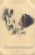 Artist Harrison Fisher Postcard Post Card