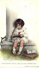 xrt022002 - Artist Signed Bessie Pease Gutmann Postcard Postcards
