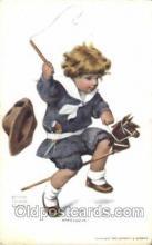 xrt022008 - Artist Signed Bessie Pease Gutmann Postcard Postcards