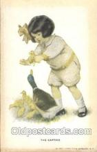 xrt022017 - Artist Signed Bessie Pease Gutmann Postcard Postcards
