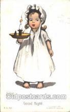 xrt022032 - Artist Signed Katharine Gassaway Postcard Postcards