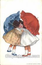 xrt022045 - Artist Signed Bessie Pease Gutmann, Postcard Postcards