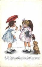 xrt022047 - Artist Signed M.M. Grimball, Postcard Postcards