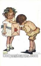 xrt022064 - Artist Gassaway, Katharine Postcard Post Card Old Vintage Antique