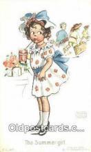 xrt022065 - Artist Gassaway, Katharine Postcard Post Card Old Vintage Antique