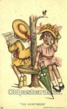 xrt022075 - Artist Gassaway, Katharine Postcard Post Card Old Vintage Antique