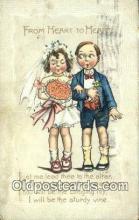 xrt022086 - Artist Gassaway, Katharine Postcard Post Card Old Vintage Antique