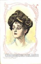 xrt023004 - Artist Signed Charles Dana Gibson, Postcard Postcards