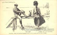 xrt023045 - Artist Signed Charles Dana Gibson, Postcard Postcards