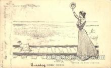 xrt023047 - Artist Signed Charles Dana Gibson, Postcard Postcards