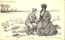 xrt023050 - Artist Signed Charles Dana Gibson, Postcard Postcards