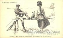 xrt023051 - Artist Signed Charles Dana Gibson, Postcard Postcards