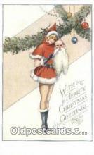 Artist Charles Dana Gibson, Postcard Post Card
