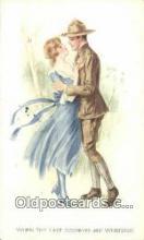 xrt025038 - Artist Gunn, Archie, Postcard, Post Card Old Vintage Antique