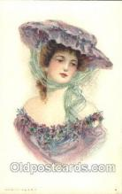 xrt030004 - Maud Humphrey (United States) Artist Signed Postcard Postcards