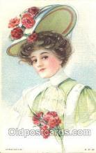 xrt030014 - Maud Humphrey (United States) Artist Signed Postcard Postcards