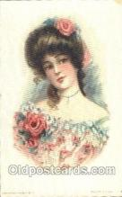 xrt030018 - Maud Humphrey (United States) Artist Signed Postcard Postcards