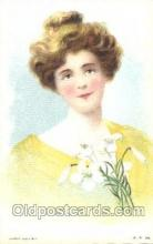 xrt030021 - Maud Humphrey (United States) Artist Signed Postcard Postcards