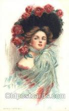 xrt030023 - Maud Humphrey (United States) Artist Signed Postcard Postcards