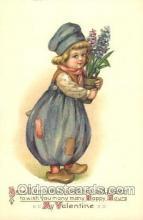 xrt030025 - Maud Humphrey (United States) Artist Signed Postcard Postcards