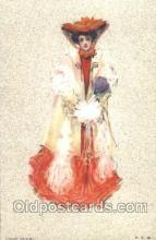 xrt030035 - Maud Humphrey (United States) Artist Signed Postcard Postcards