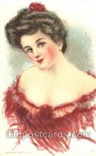 xrt030039 - Maud Humphrey (United States) Artist Signed Postcard Postcards
