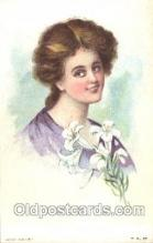 xrt030042 - Maud Humphrey (United States) Artist Signed Postcard Postcards