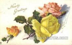 xrt035001 - Artist Signed Catherine Klein Postcard Postcards