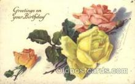 xrt035021 - Artist Signed Catherine Klein Postcard Postcards