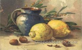 xrt035029 - Artist Signed Catherine Klein Postcard Postcards