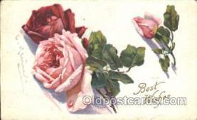 xrt035036 - Artist Signed Catherine Klein Postcard Postcards