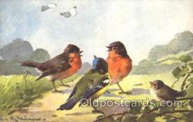 xrt035058 - Artist Signed Catherine Klein Postcard Postcards