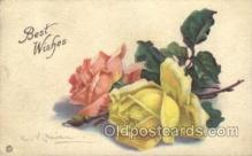 xrt035061 - Artist Signed Catherine Klein Postcard Postcards