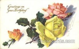 xrt035077 - Artist Signed Catherine Klein Postcard Postcards
