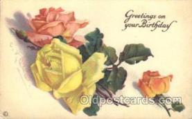 xrt035084 - Artist Signed Catherine Klein Postcard Postcards