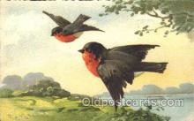 xrt035086 - Artist Signed Catherine Klein Postcard Postcards