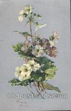 xrt035088 - Artist Signed Catherine Klein Postcard Postcards