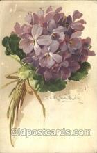 xrt035115 - Artist Signed Catherine Klein Postcard Postcards
