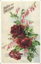 xrt035128 - Artist Signed Catherine Klein Postcard Postcards