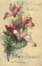xrt035156 - Artist Signed Catherine Klein Postcard Postcards